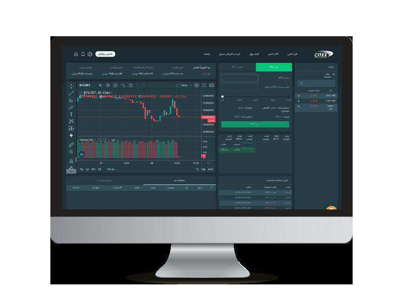 بازار معاملاتی سیتکس